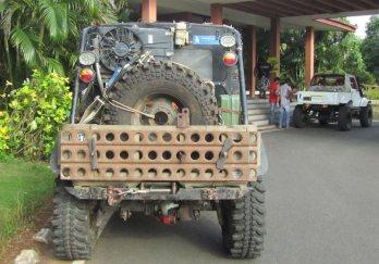 Kabir Waraich's Mahindra CJ3B 2