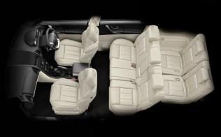 Mahindra XUV500 Interiors 2
