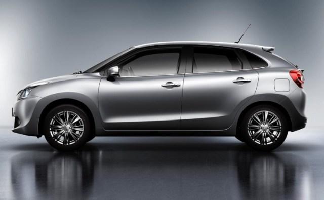 Maruti Suzuki Baleno Hatchback Teaser