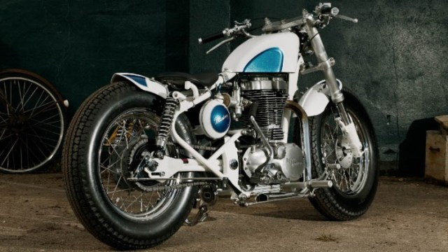 Old Empire Motorcycles' Custom Bobber 2