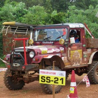 RFC Mahindra Thar 2