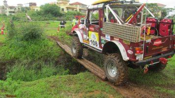 RFC Mahindra Thar 3