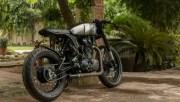 Rajputana Motorcycles' RE500 Cafe Racer 4