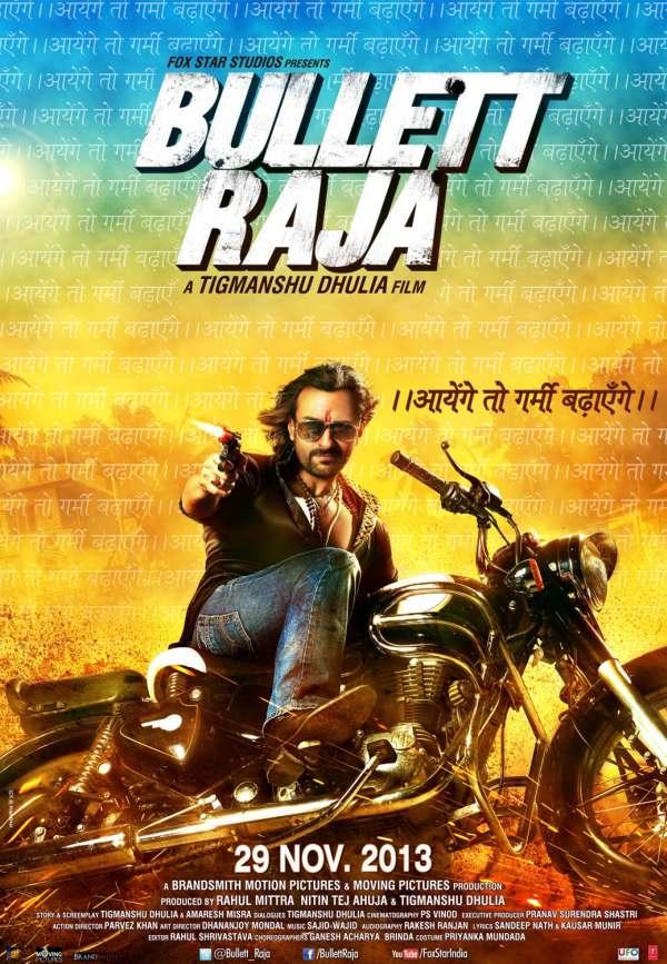 Saif Ali Khan in Bullet Raja