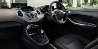 2015 Ford Figo Hatchback 12