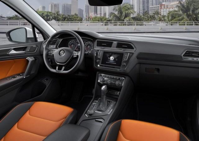 2016 Volkswagen Tiguan 5