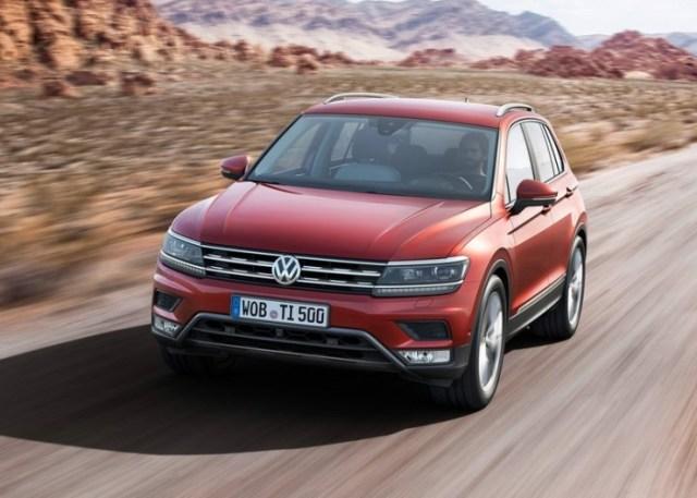 2016 Volkswagen Tiguan 6