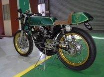 Amli's Yamaha RX135 Cafe Racer 3
