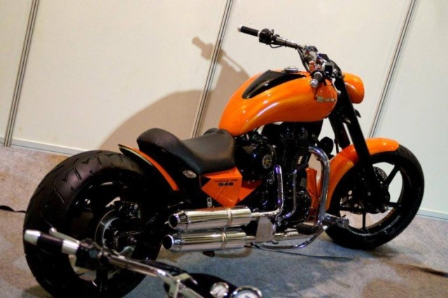 Bulleteer Customs' Murcielago 540 Custom 4