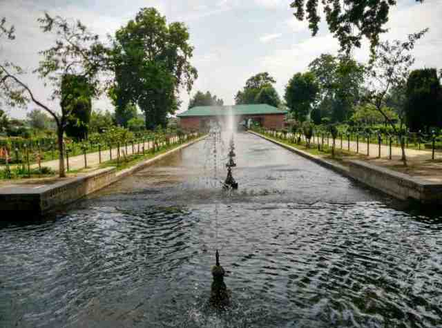Day 10 Mughal Gardens Srinagar