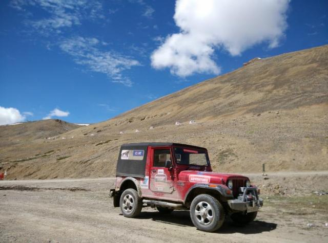 Day 6 On the road again to Leh