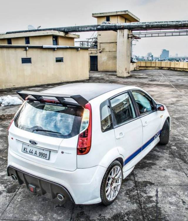 Design Energized's Ford Figo RS 5