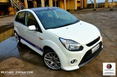 Design Energized's Ford Figo RS 6