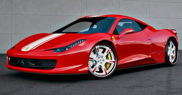 2011 Ferrari 458 Italia Wheelsandmore