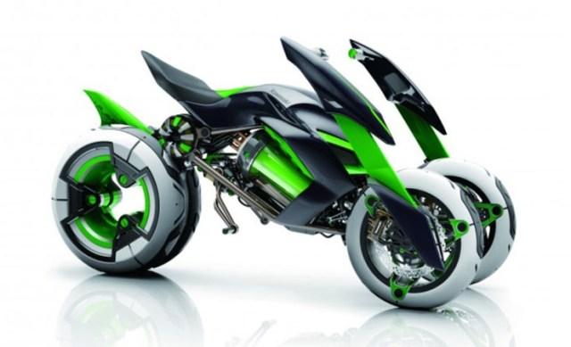 Kawasaki Concept J 4