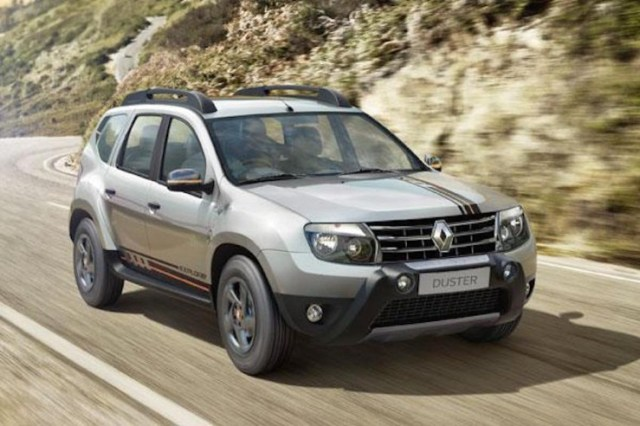 Renault Duster Explore Edition 1