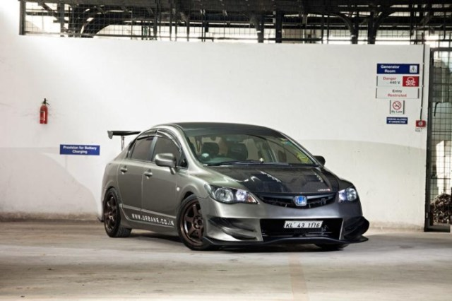 UrbanR's Honda Civic Custom 1