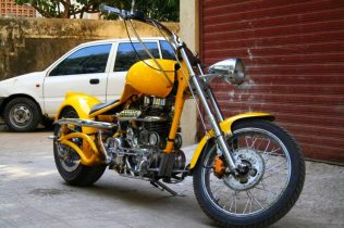 Vardenchi Customs' Big Yellow 3