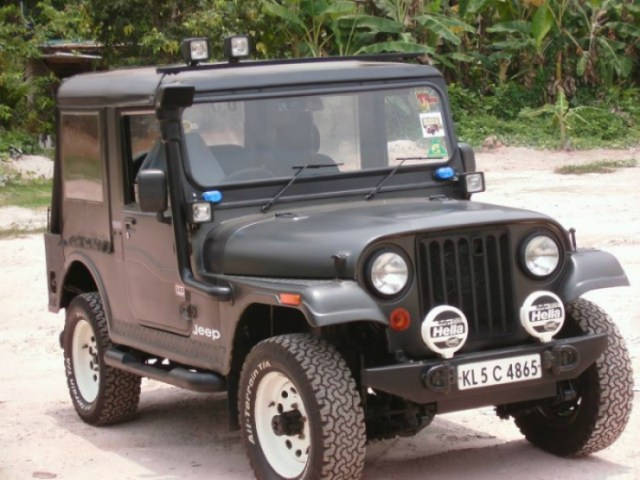 Mahindra MM540 DP