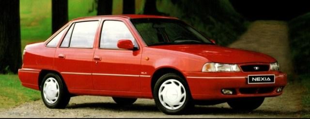 12 sedans of India that NO remembers: Daewoo Nexia to Peugeot 309
