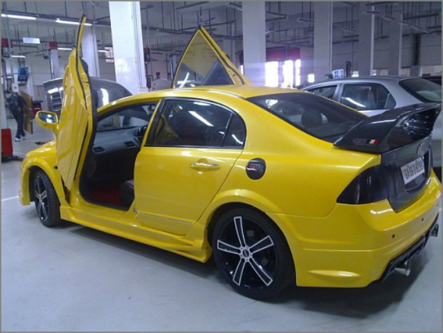 Modified cars 4