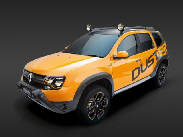 Renault Duster Decal 4
