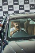 Virat Kohli with his new Audi A8L W12 Quattro Luxury Saloon 11