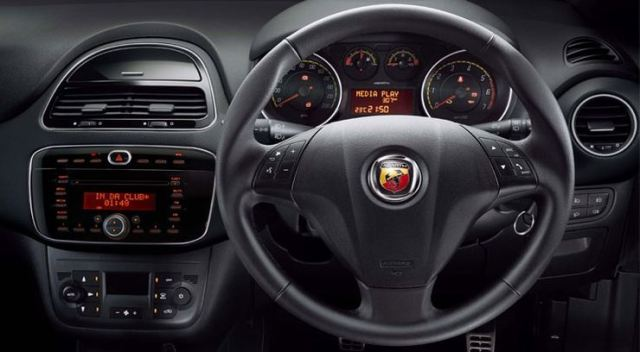 Fiat Abarth Punto 2