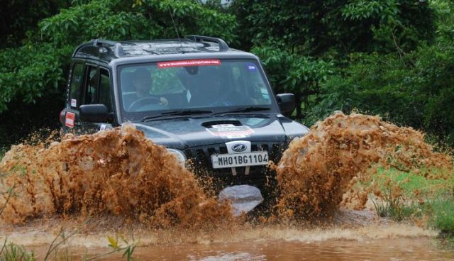 Mahindra Scorpio Great Escape