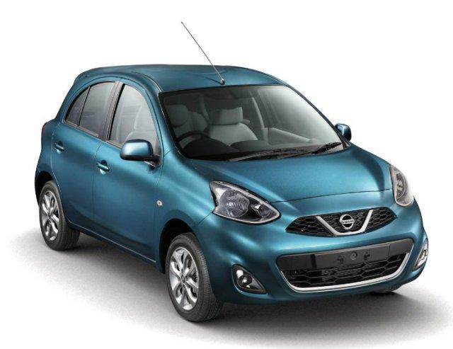 Nissan Micra India