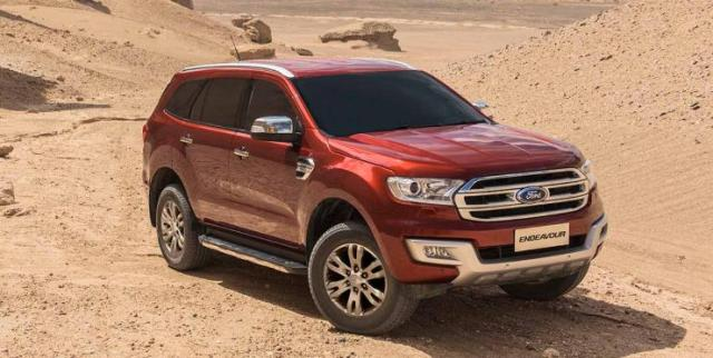 Ford Endeavour 1