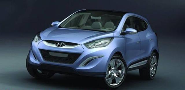 Hyundai Compact SUV