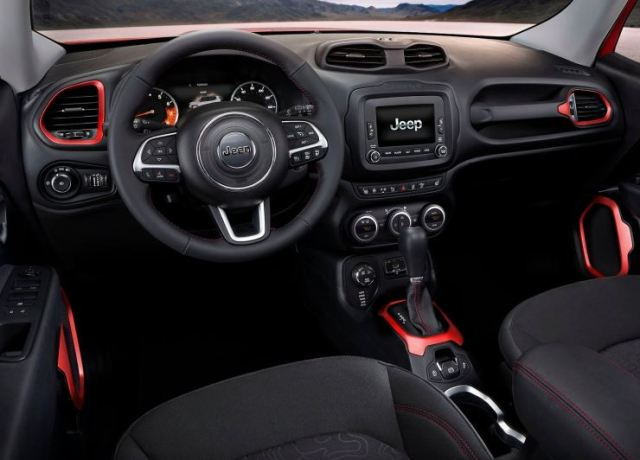 Jeep Renegade Compact SUV 4