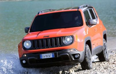 Jeep Renegade Compact SUV 8