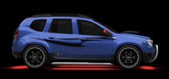Renault Duster Custom 1