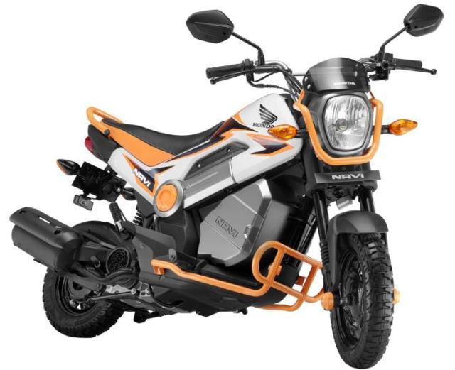 Honda NAVI 1