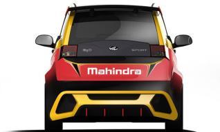 Mahindra E2O Sport 3