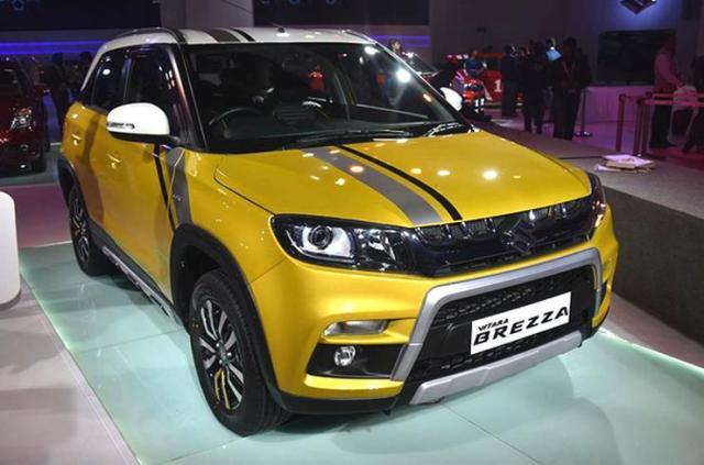 Maruti Suzuki Vitara Brezza 3