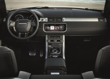 Range Rover Evoque Convertible 5