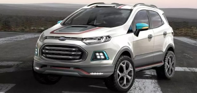 Ford Ecosport Beast