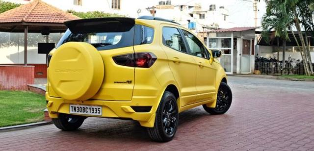 Ford Ecosport Kit Up! 4