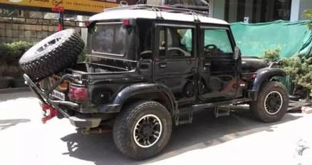 Mahindra Armada Pick Up Truck 4