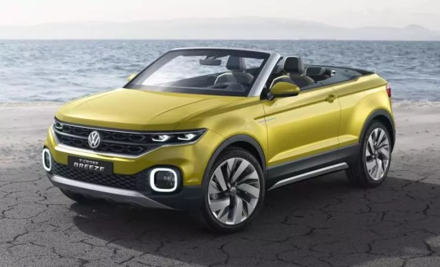 Volkswagen T-Cross Breeze 3