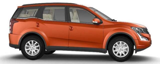 Mahindra XUV500 Profile