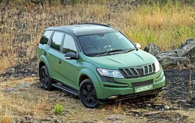 Mahindra-XUV500