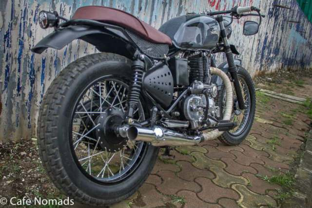 Royal-Enfield-Machismo-Modified