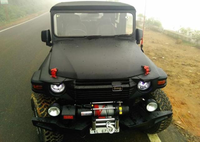 SMG Mahindra Thar Custom 8