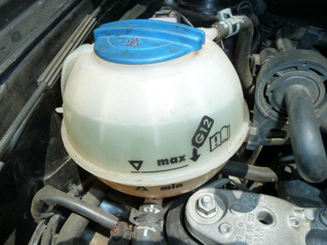 coolant reservoir