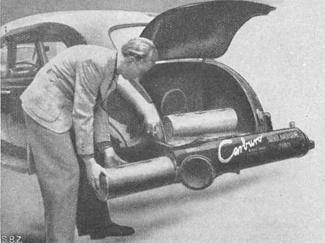 Acetylene Car
