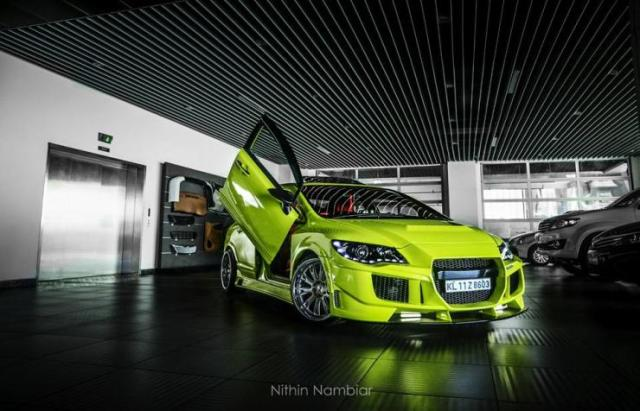 Honda Civic CRZ GT 9